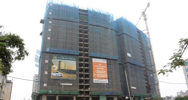 Địa ốc 24h: Dự án chung cư của Tân Hoàng Minh sắp bị đình chỉ tuyệt đối