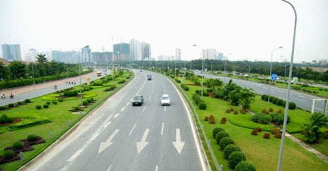 Hà Nội tái khởi động hai đại lộ phía Tây thành phố