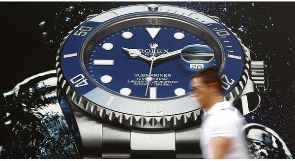 Một năm kinh tế buồn của đồng hồ Thụy Sĩ
