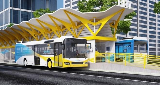 Đề xuất quy hoạch đô thị tích hợp dọc tuyến BRT tại TP HCM: Còn nhiều băn khoăn