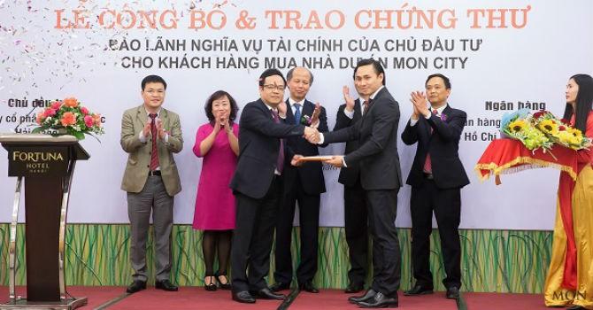 Dự án đầu tiên ở Hà Nội được ngân hàng bảo lãnh