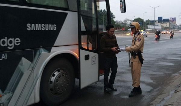 """Không thể """"cậy Samsung"""" mà sống trên luật pháp"""