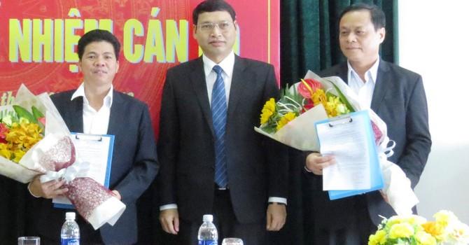 Hoàng Sa có tân Chủ tịch huyện