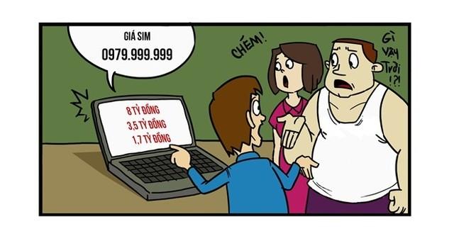 """""""Siêu sim"""" được bán với giá kỷ lục 8 tỷ đồng"""