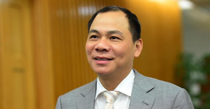 Người giàu nhất Việt Nam tăng 107 bậc trong danh sách tỷ phú thế giới 2016