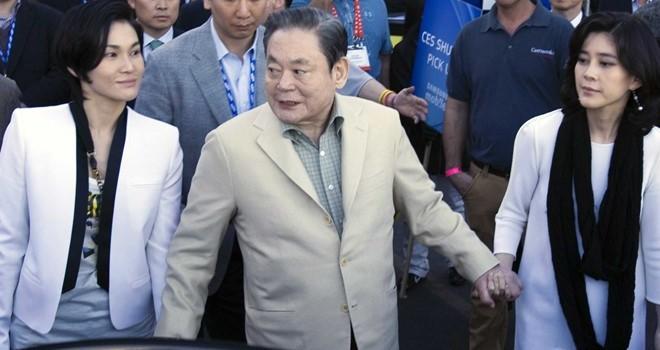 Gia đình Samsung giàu có nhất Hàn Quốc