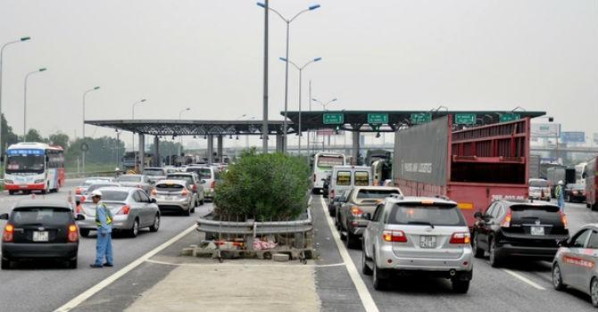 VEC đề xuất bỏ trạm thu phí trên cao tốc Cầu Giẽ - Ninh Bình