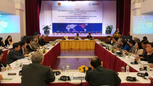 Giữ cách làm hiện tại, nông nghiệp Việt có thể gặp thảm hoạ với TPP