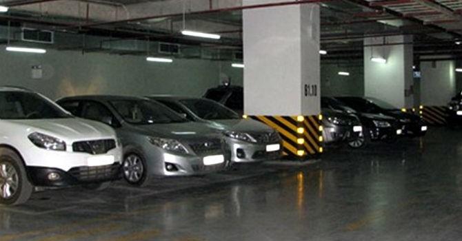 600 triệu đồng mua 4m2 chỗ đỗ ô tô, dân vẫn lo hết chỗ