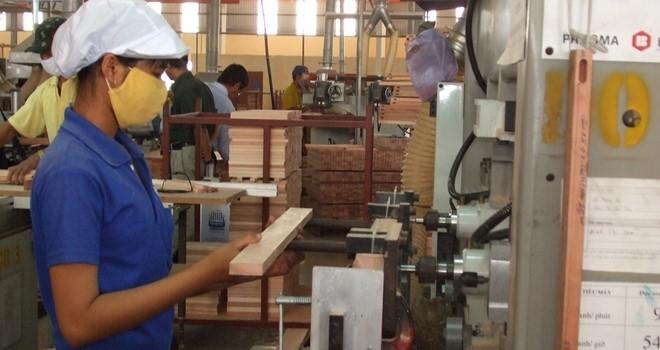 """Ngành gỗ Việt được đặt vào """"cửa trên"""" so với Trung Quốc"""
