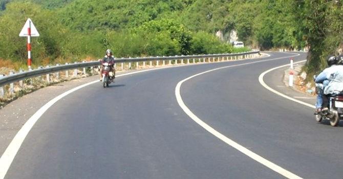 Dự án cải tạo Quốc lộ 38 chậm tiến độ vì vướng đủ thứ