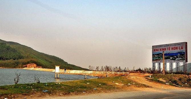 Quảng Bình: Phê bình Chủ tịch huyện Quảng Trạch viết văn bản xin FLC hỗ trợ 10 tỷ đồng trồng cây xanh