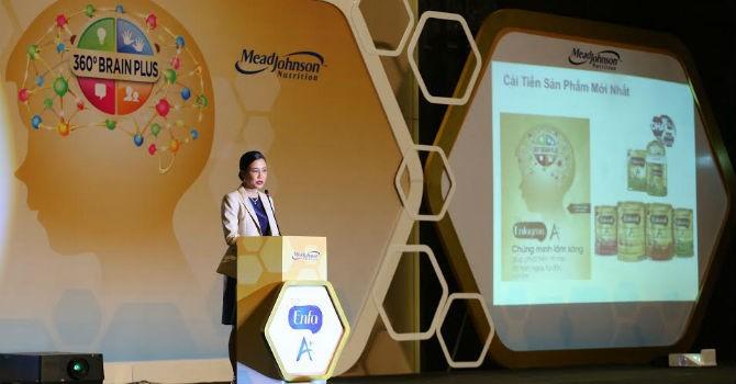 Mead Johnson Việt Nam xây dựng mạng lưới hỗ trợ các bà mẹ nuôi con nhỏ