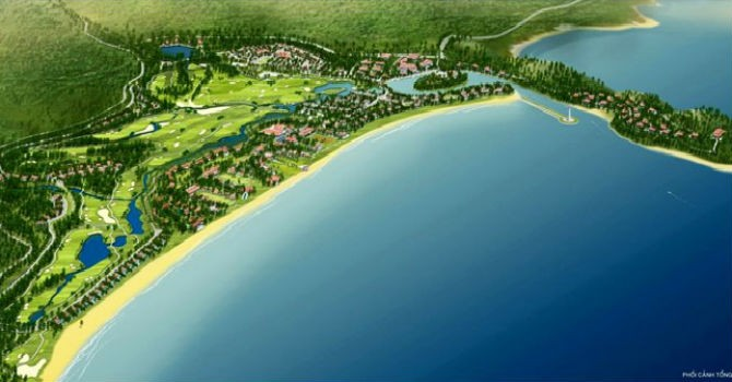 """Địa ốc 24h: Dự án du lịch 2.500 tỷ """"chôn chân"""" vì thiếu điện, thiếu nước"""