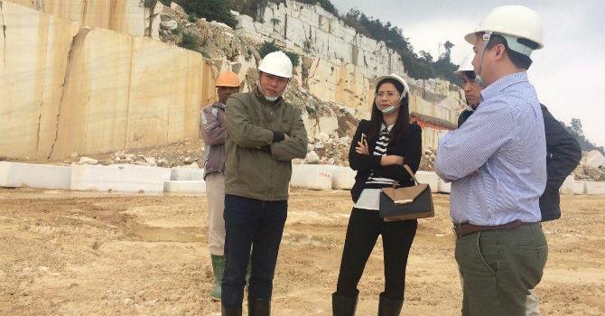 AMD Group được cấp phép khai thác đá ở Thanh Hóa