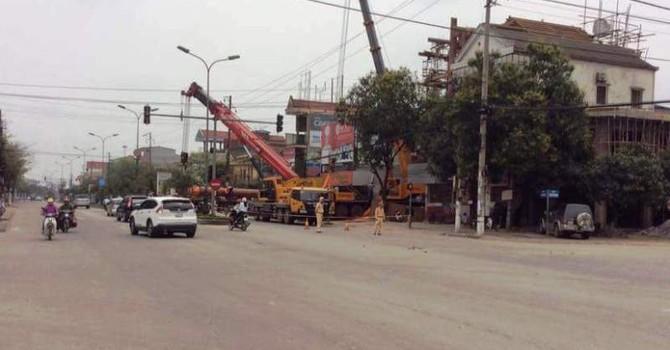 Đại gia Hà Tĩnh chặn đường dựng nhà gỗ 30 tỷ