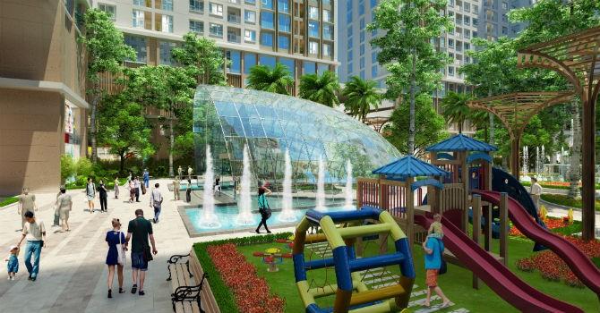 Eco-Green City hướng tới các giá trị dành cho công dân toàn cầu