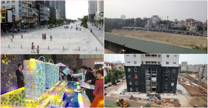 """Địa ốc 24h: Vì sao dân Hà Nội, TP.HCM phản đối """"đại dự án"""" thành phố vẽ ra?"""