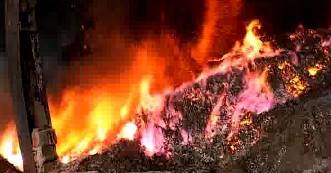 Bộ Công an vào cuộc điều tra vụ kho mì cháy suốt 7 ngày