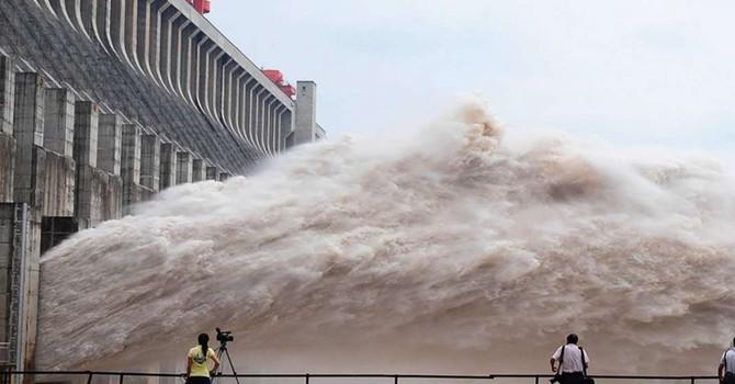 Trung Quốc đối mặt với ngập lụt nặng vì El Nino