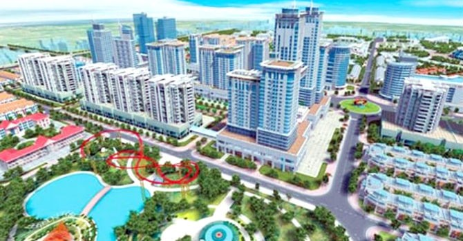 Hà Nội điều chỉnh quy hoạch khu đô thị mới Tây Nam Kim Giang I