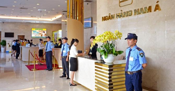 Nam A Bank lọt top doanh nghiệp đạt chuẩn an ninh trật tự
