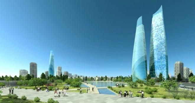 VinGroup đã bỏ ra gần 5.700 tỷ để nắm 1 dự án rộng 215ha tại Hà Nội