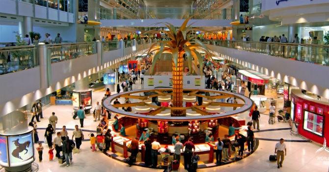 16 sân bay bận rộn nhất thế giới