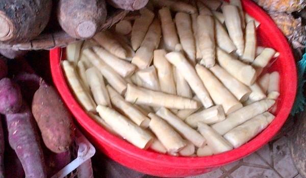 Tiếp tục phát hiện 2 cơ sở bán măng chứa chất nhuộm vải tại Đà Nẵng