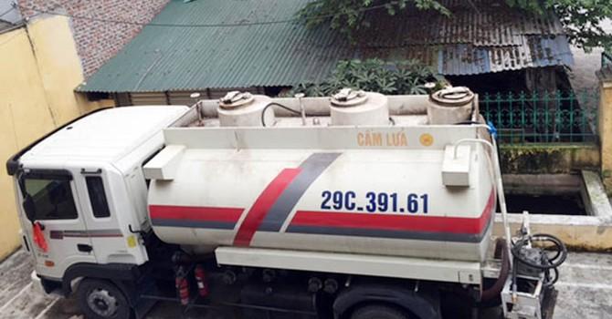 Gần 9.000 lít xăng bị bắt ở Hưng Yên là xăng quân đội