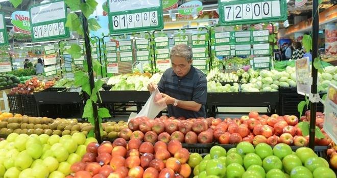 """Thương hiệu Việt có nguy cơ """"bật gốc"""" tại siêu thị"""