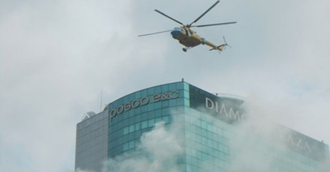 Giám đốc phòng cháy chữa cháy TP.HCM nói về kế hoạch mua trực thăng nghìn tỷ