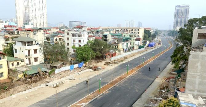 Hà Nội: Giá đất bồi thường dự án đường Nguyễn Văn Huyên kéo dài là 78,8 triệu/m2