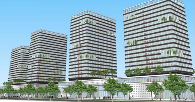 Hoàng Anh Gia Lai đã bán trung tâm thương mại tại Đà Nẵng cho Quốc Cường Gia Lai