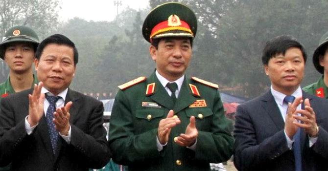 Trung tướng Phan Văn Giang được bổ nhiệm làm Thứ trưởng Bộ Quốc phòng