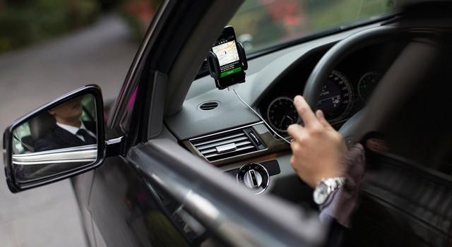 Nhiều tài xế Uber mắng chửi khách hàng