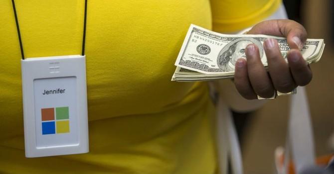 15 công việc dễ kiếm trên 170.000 USD/năm tại Microsoft