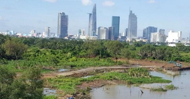 TP.HCM sẽ thu hồi hơn 100ha đất dự án trong năm 2016