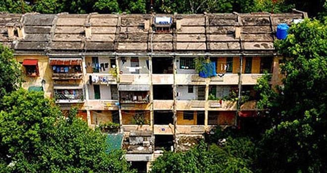 Nới chiều cao chung cư cũ: Giấc mơ xa vời
