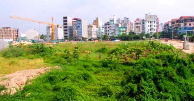 Hà Nội: Dự kiến thu 3.050 tỷ đồng từ đấu giá quyền sử dụng đất