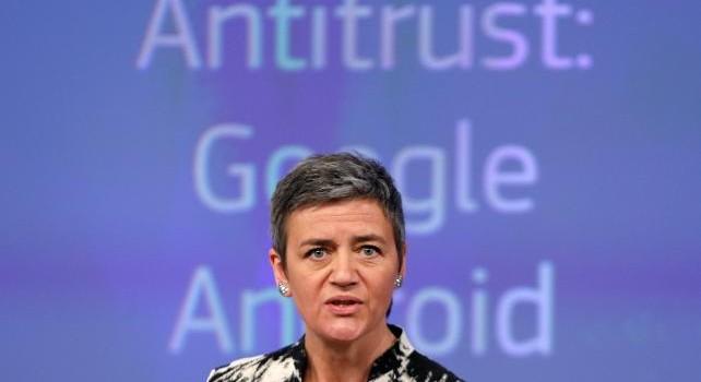 Google bị buộc tội lạm dụng thế độc quyền của Android