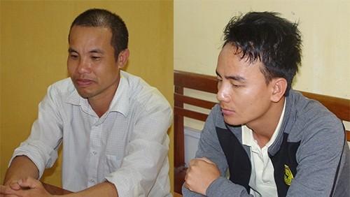 Hai kẻ kích động người dân miền Trung bị điều tra