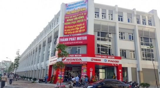 Hà Nội: Ngang nhiên chiếm đất công cộng xây nhà liên kế cho thuê
