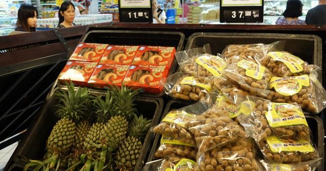 Trái cây Thái Lan chứa chất độc hại