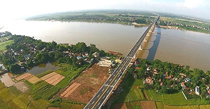 Địa ốc 24h: Dự án tỷ đô dọc sông Hồng, hiệu quả mơ hồ, hậu quả nhãn tiền