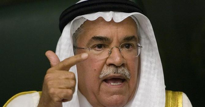 Bộ trưởng Dầu mỏ Saudi Arabia Ali al-Naimi bất ngờ bị cách chức