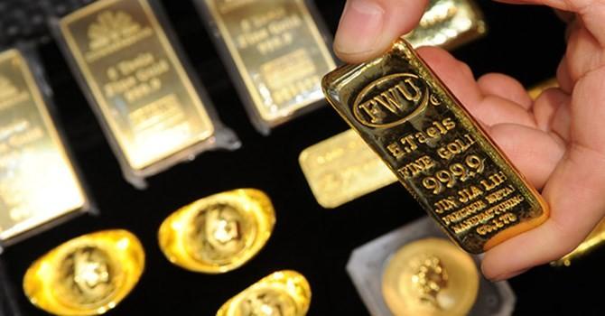 Giá vàng tăng sau số liệu việc làm kém sắc
