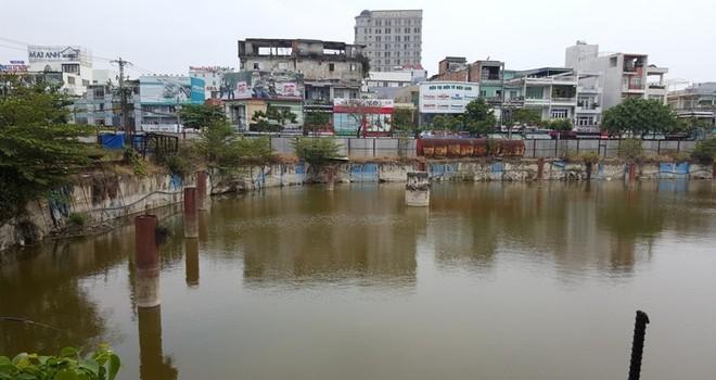 """Cận cảnh loạt dự án bất động sản làm """"đắng lòng"""" nhà đầu tư trên đất vàng Đà Nẵng"""