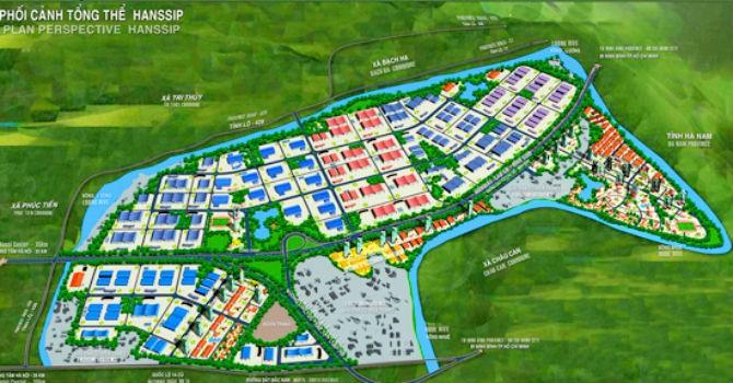 Điều chỉnh quy hoạch khu công nghiệp hỗ trợ Nam Hà Nội