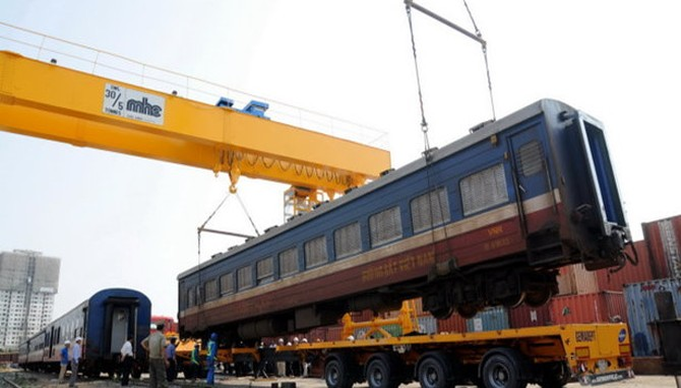 Nhà thầu Trung Quốc trúng gói thiết bị đường sắt Việt Nam